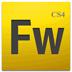 Adobe Fireworks CS4 官方簡體精簡安裝版