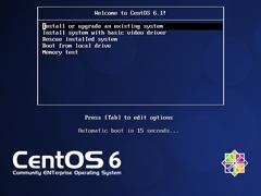CentOS 6.1 x86_64官方正式版系统(64位)
