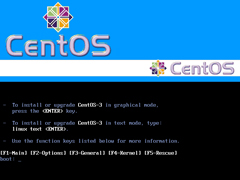 CentOS 3.8 i386官方正式版系统(32位)