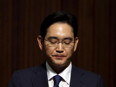 韩国法院近日举行听证会:将裁决是否逮捕三星电子副会长李在�F