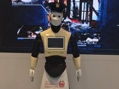 外媒:迪拜今夏将部署首批中国制警察机器人