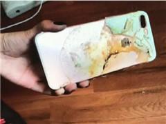 新手机半夜在枕边自燃:iPhone7 Plus首例自燃