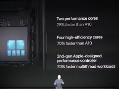 苹果A11处理器和骁龙835处理器哪个好?A11和骁龙835处理器跑分数据对比