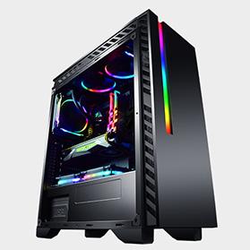 i7 8700K六核/8G/影驰GTX 1070Ti游戏发烧友电脑配置