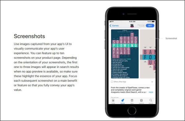 可添加截图增至10张!苹果修改App Store上架规则