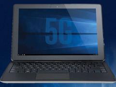 MWC 2018:Intel展示5G Win10二合一原型笔记本设备