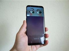 虹膜识别或成标配?Android 9.0重磅新功能遭外媒曝光