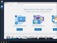 网曝微软将在5月9日推送正式版Win10四月更新
