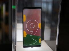 6999元起!三星发布国行版Galaxy Note9手机