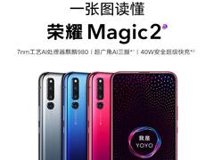 3799元起!一文看懂荣耀新旗舰Magic 2