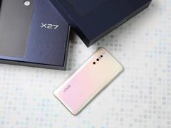 vivo X27手機怎么樣?vivo X27手機全面評測