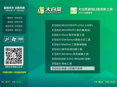 大白菜U盘装系统教程:重装Win7系统步骤详解