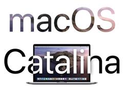 蘋果發布macOS Catalina 10.15.2 Beta 1開發者預覽版