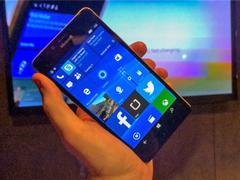 微软放出最后一个Win10 Mobile累积更新