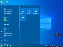 GHOST Windows10 64位系统专业版 V2021.01