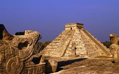 墨西哥风景win7系统主题