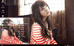 韩国美女伊恩惠xp明星壁纸