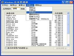 WinXP任务管理器的五种特殊作用