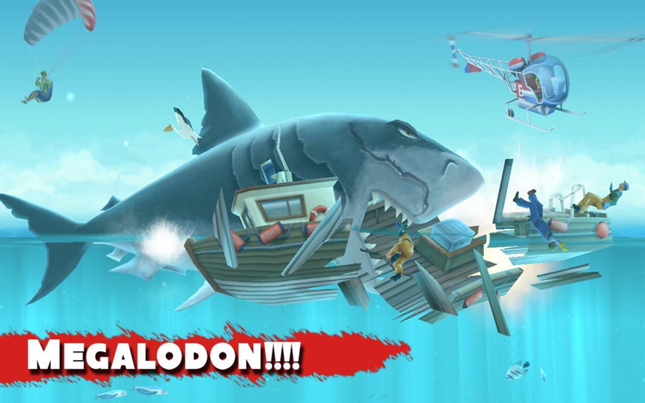 饥饿的鲨鱼:进化 v3.0.6