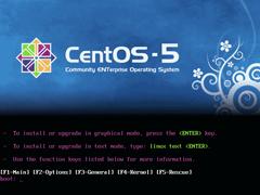 CentOS 5.4 i386官方正式版系统(32位)