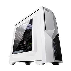 Ryzen 5 1500X四核/8G/七彩虹GTX1050Ti独显中高端游戏电脑