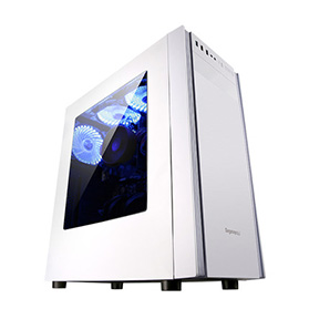 Ryzen 3 1200四核/8G/七彩虹 GT1030独显入门级游戏电脑