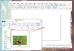如何用cdr将照片处理成油画蜡笔效果 用cdr将照片处理成油画蜡笔效果的方法