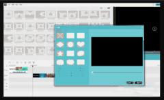 怎么使用萬興神剪手給視頻添加邊框 萬興神剪手給視頻添加邊框的教程