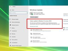 微软Win10 20H2什么时候更新?本周有希望!