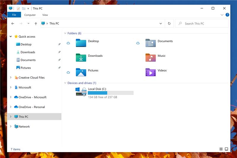 微软Win10 build 21343(RS_PRERELEASE)它来啦!