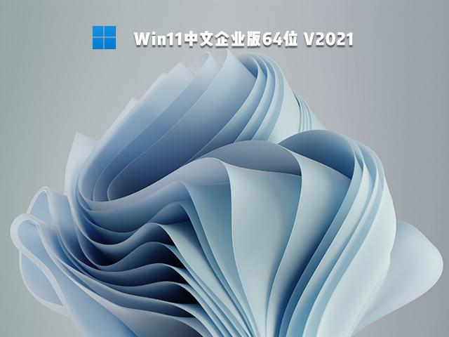 Win11中文企业版64位 V2021