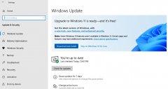 Win10预览版可升级Win11或者继续接收 21H2 更新