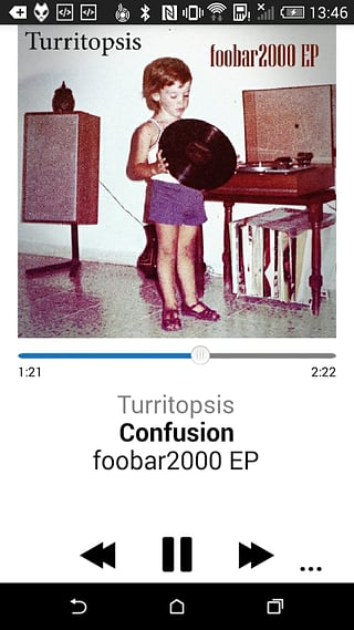 foobar2000 v1.0.47