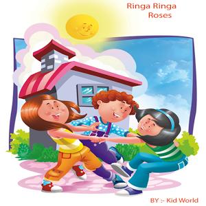 Ringa Ringa Roses Kids Rhymes