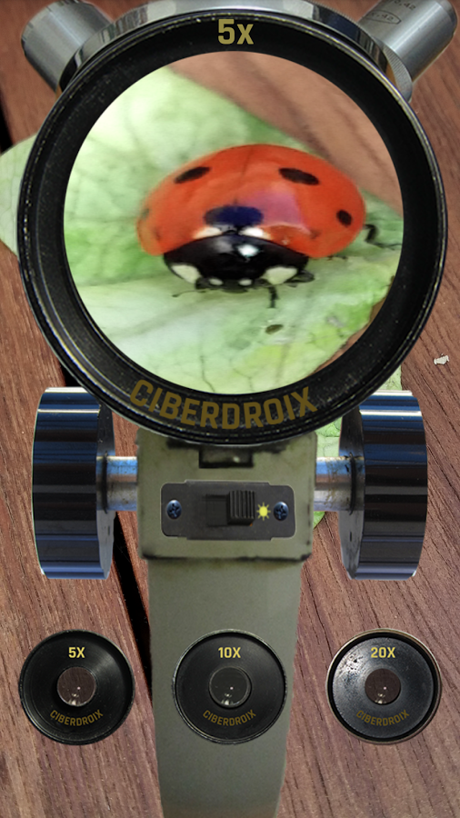 显微镜现实 v1.4